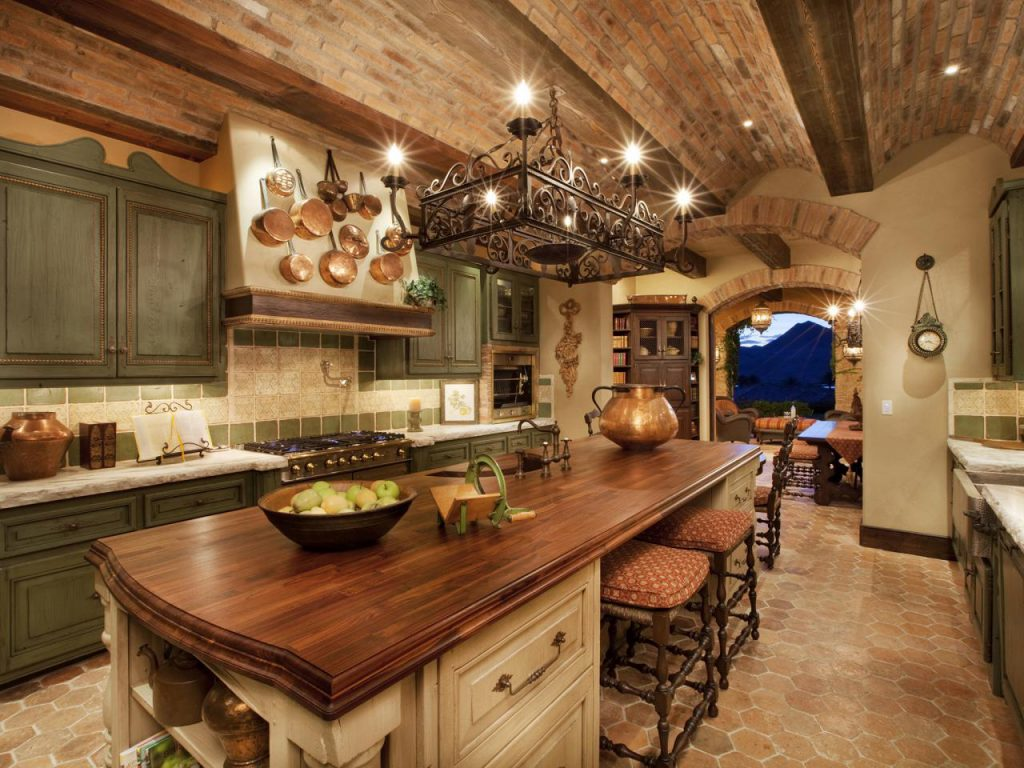Gorgeous Italian Kitchen